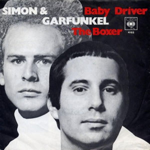 the boxer by simon and garfunkel arranged for 5441 big band