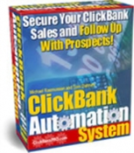 click bank automation system