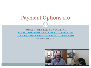 payment options 2.0