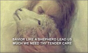 savior like a shepherd lead us, instrumental worship