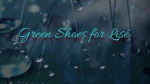 green shoes for lisé