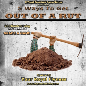 5 ways to get out of a rut (audio mp3)