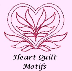 Heart Quilt Motifs XXX | Crafting | Embroidery
