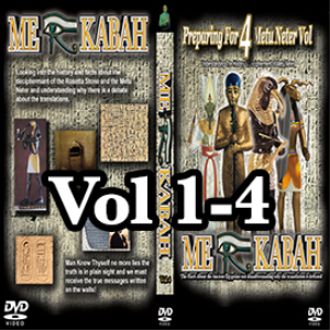 Preparing For Metu Neter Vol 1,2,3,4 | Movies and Videos | Religion and Spirituality
