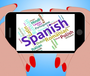 learn spanish, videos, audios, ebook, royalty free articles, bonus clip art images of passport stamps