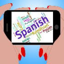 Learn Spanish, videos, audios, ebook, royalty free articles, Bonus clip art images of passport stamps   Movies and Videos   Educational
