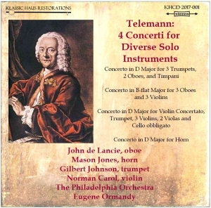 First Chair Soloists of The Philadelphia Orchestra play Telemann | Music | Classical