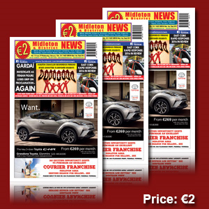 Midleton News February 15th 2017 | eBooks | Periodicals