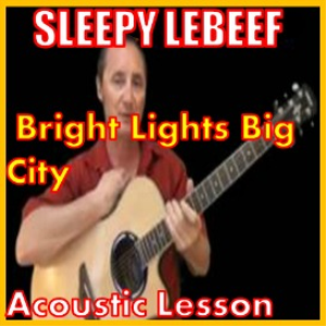 learn to play bright lights big city 2 by sleepy lebeef