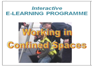 e-learning course confined space awareness