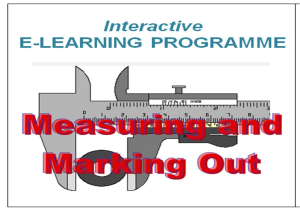 e-learning course  measuring and marking out