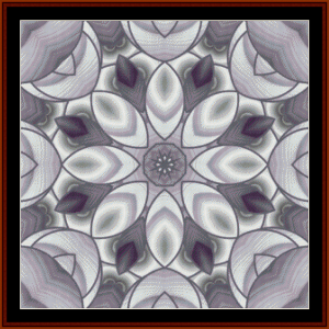 Fractal 602 cross stitch pattern by Cross Stitch Collectibles | Crafting | Cross-Stitch | Wall Hangings