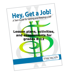 "Teaching Materials for ""Hey, Get a Job"" 