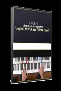 joyful joyful we adore thee - re-harmonized