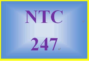 NTC 247 Week 5 Individual: Week Five Quiz | eBooks | Education