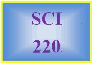 sci 220 week 5 class presentation