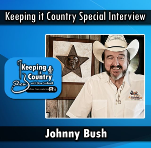 Interview with Johnny Bush - Keeping It Country Show with Don Caldwell | Music | Country