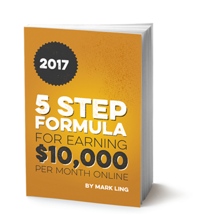 First Additional product image for - 5 Steps to making $10k per Month Online