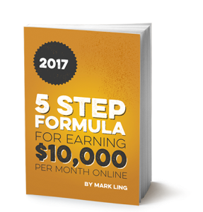 5 Steps to making $10k per Month Online | eBooks | Internet
