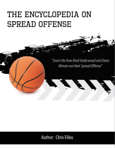 the encyclopedia on spread offense playbook