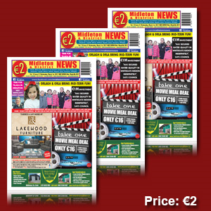 Midleton News March 1st 2017 | eBooks | Magazines