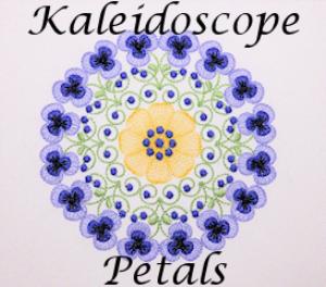 kaleidoscope petals exp