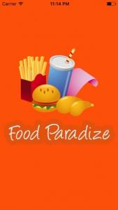 food app (ios)