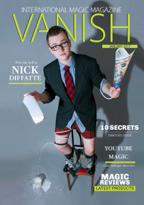 Vanish Magic Magazine 30 | eBooks | Magazines
