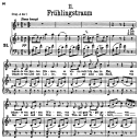 Frühlingstraum D.911-11, Low Voice in F Major, F. Schubert (Winterreise) | eBooks | Sheet Music