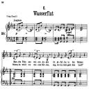 Wasserflut D.911-6, Low Voice in C minor, F. Schubert | eBooks | Sheet Music