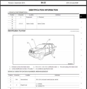 2015  nissan armada ta60 service repair manual & wiring diagram