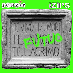 jon zip /the zips-19 forevva/barbara wire- split single