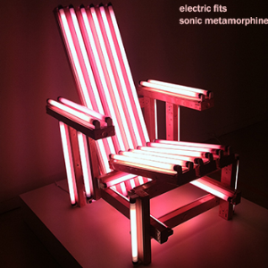 electric fits - sonic metamorphine - single w/b-side