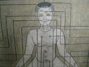 nuad bo-rarn : ancient massage of thailand