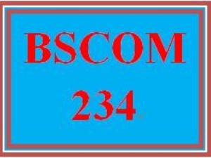 BSCOM 234 Week 1 Using Language Effectively | eBooks | Education