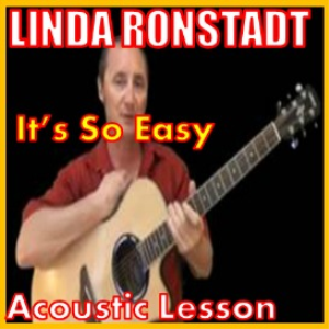 learn to play it's so easy by linda ronstadt