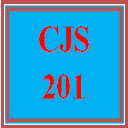 CJS 201 Entire Course | eBooks | Education