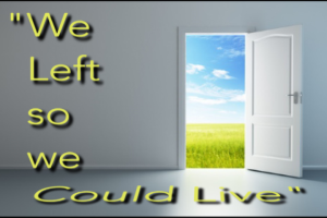 We Left So Could Live | Audio Books | Religion and Spirituality