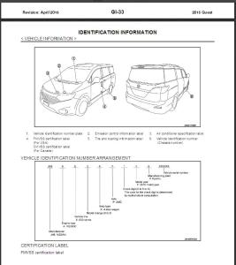 nissan quest e52 2015 service & repair manual & wiring diagram