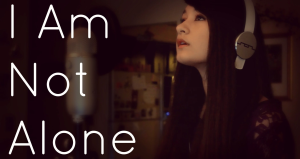 i am not alone (kari jobe) custom arranged for vocals, band, strings and horns