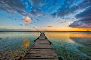pier to infinity