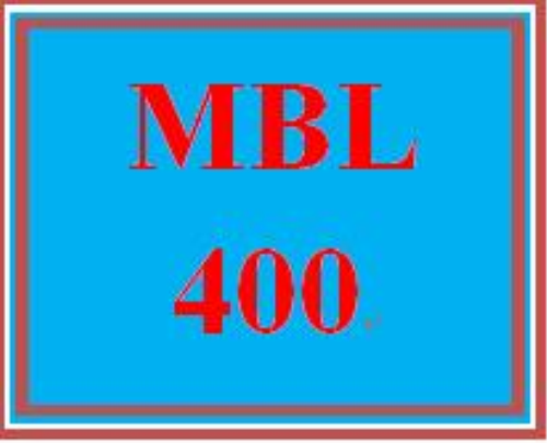 Second Additional product image for - MBL 400 Week 1 Individual: Sales Pitch
