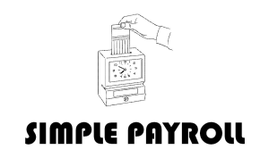 excell simple payroll system