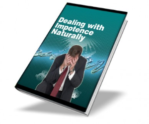 dealing with impotence naturally ebook