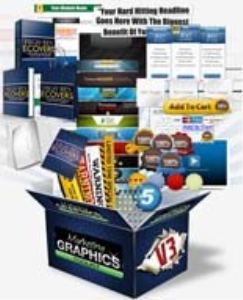 marketing graphics toolkit v2,3,4 and 5