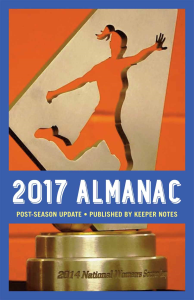 2017 nwsl almanac pre-season edition