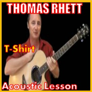 learn to play t-shirt by thomas rhett