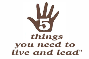 5 Things You Need To Live And Lead | Audio Books | Religion and Spirituality