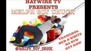 melph boy chuck tramadol red & white