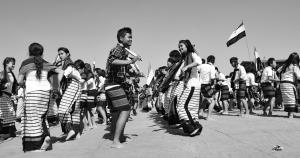 mizo traditional dance